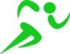 green runner small